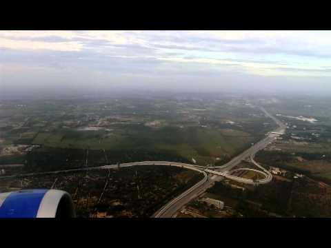 Indigo Flight From Bangalore To Goa (6E 498)