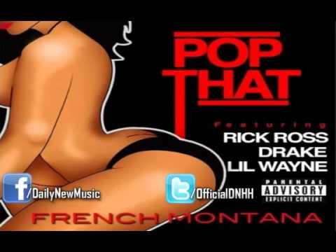 French Montana Pop That Drake Lil Wayne Rick Ross + Ringtone Download