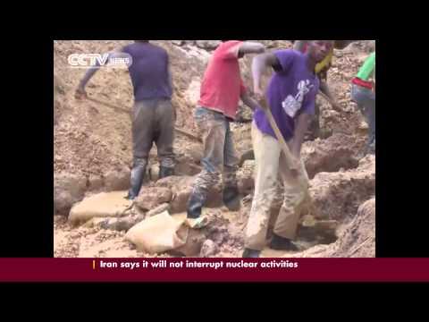 DRC Facing Major Mining Challenges