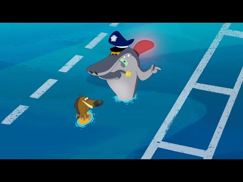 Zig & Sharko  Cop Duty S01E74 _ Full Episode in HD