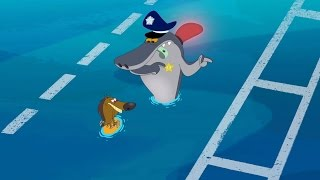 Zig & Sharko - Cop Duty (S01E74) _ Full Episode in HD