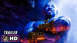 ALADDIN Trailer 3 (2019) Disney