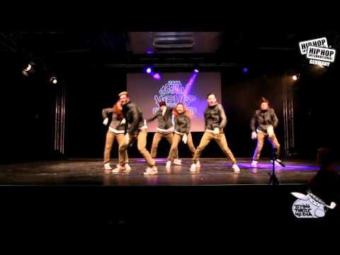 Own Risk - German Hip Hop Dance Championship 2016 Süd/West Qualifier