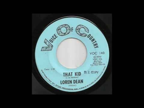 Loren Dean  That Kid