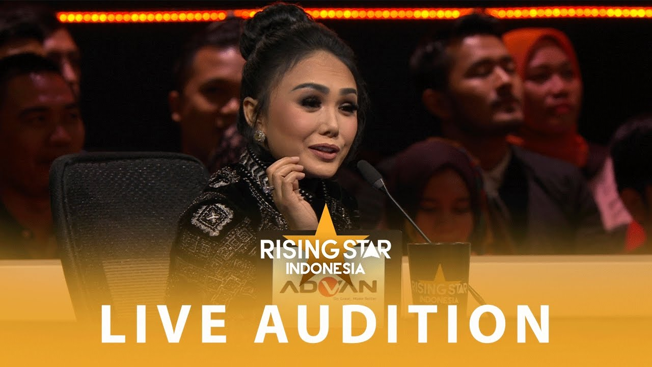 Yuni shara menyanyikan lagu maafkan live audition 6 rising yuni shara menyanyikan lagu maafkan live audition 6 rising star indonesia 2016 youtube reheart Choice Image