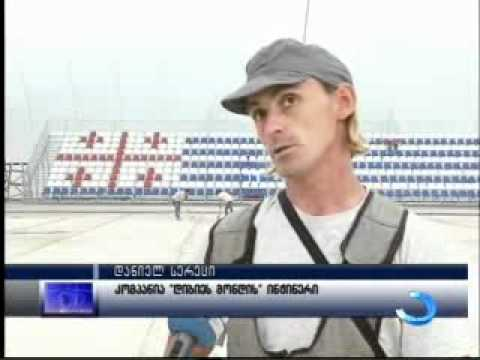 Batumi Ice Palace is preparing for new season