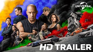 Fast & Furious 9 - Official Tamil Trailer 2 (Universal Pictures) HD