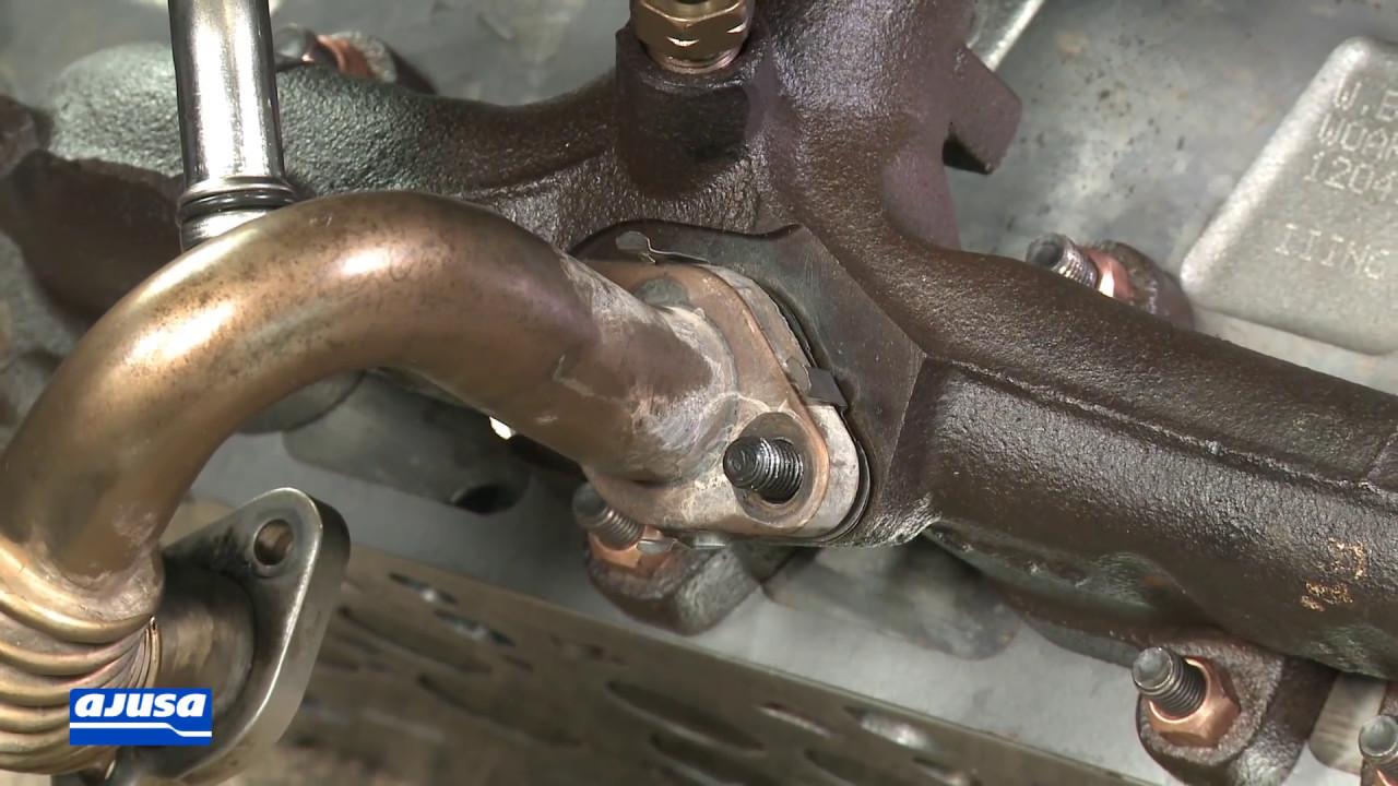 Turbo components / Juntas de turbo SEAT IBIZA 1.6 TDI ...