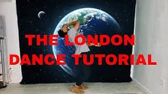 Young Thug   The London ft  J  Cole & Travis Scott (Dance Tutorial)