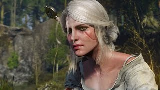 Цири,Цирилла-(Мало кто слышал эту историю!)The Witcher ✔