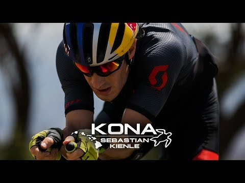 24 Hours with Sebastian Kienle Training for Kona