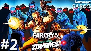 Zagrajmy w Far Cry 5: Dead Living Zombies DLC [PS4 Pro] odc. 2 - Romeo i Julia