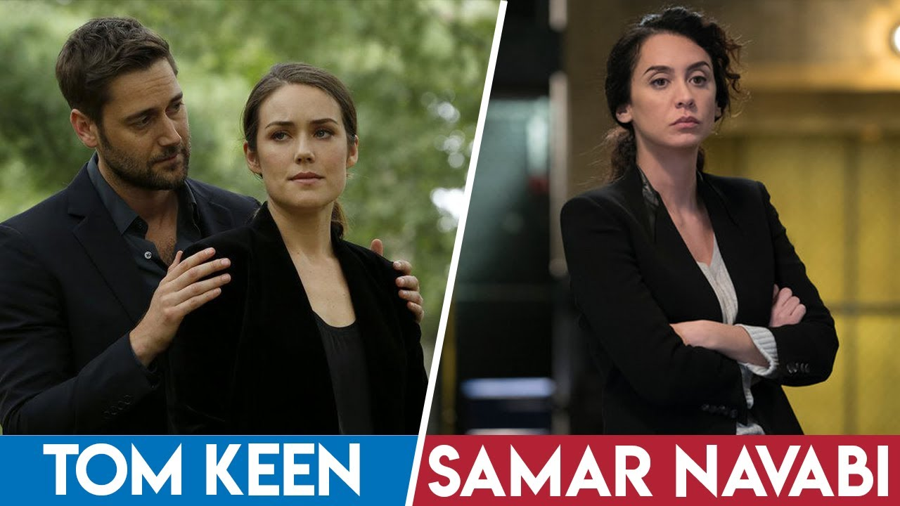 Download The Blacklist : The reason why Tom Keen,Samar Navabi and others characters left?