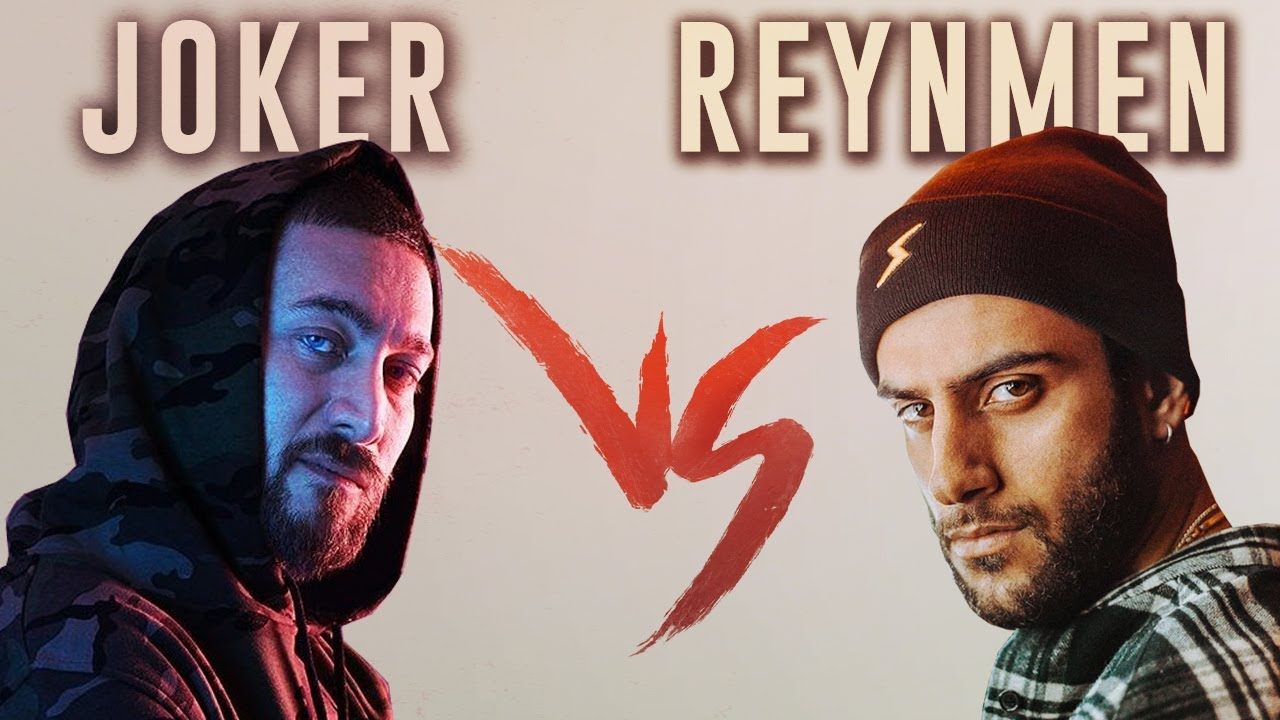 Joker vs. Reynmen | Joker vs. Ati242