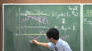 慶應大学講義 制御工学同演習第十回 安定性2,制御系の過渡特性1