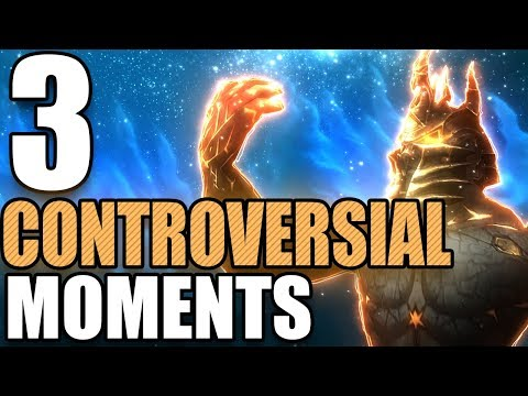 3 Incredibly Controversial Moments in World of Warcraft [Lore]