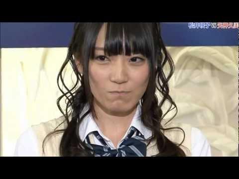 【放送事故】 AKB48 松井咲子 「チンポ!」 Matsui Sakiko
