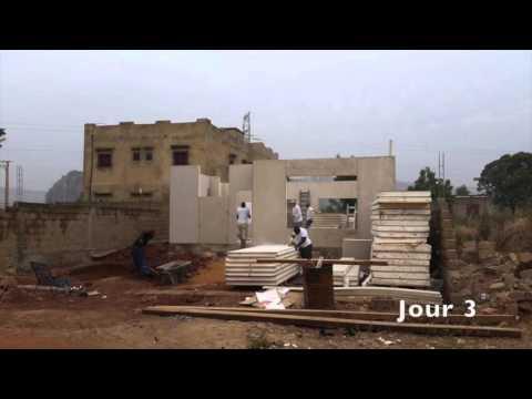 Immo Solution - maison modèle Bamako