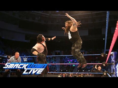 Kane vs. Bray Wyatt - No Disqualification Match: SmackDown LIVE, Oct. 25, 2016