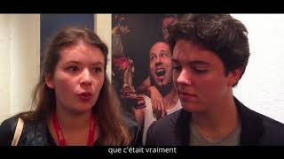 Interview de Violette Gitton & Paul Marques Duarte #MFF2018