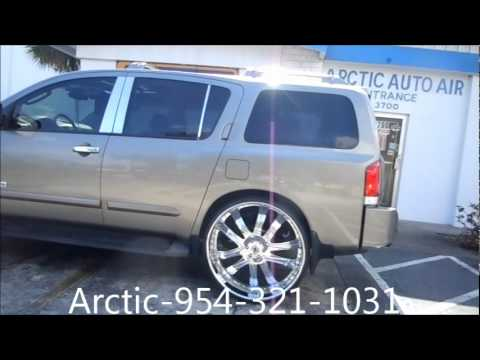 Nissan Armada On 30s Doovi