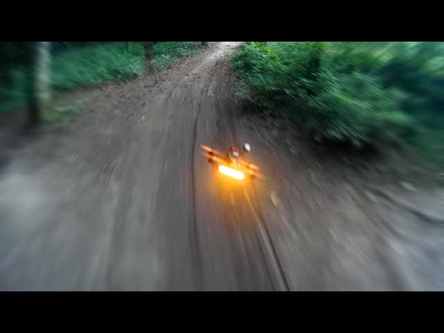 FPV Racing - Crash Session!!!