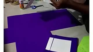 Gift Box Making Video | Birthday Gift Box