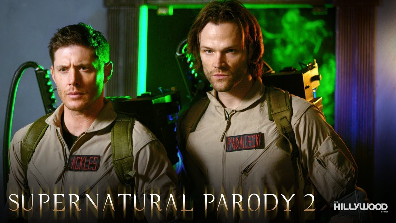 supernatural parody 2 by the hillywood show youtube