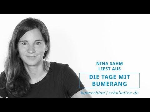 Nina Sahm: Die Tage mit Bumerang