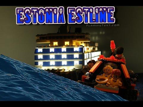 MS Estonia Sinking