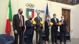 Olimpiadi, Vezzali: