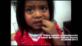 Caso Resuelto: Padre Graba A Su Hija Comiendo Cucarachas
