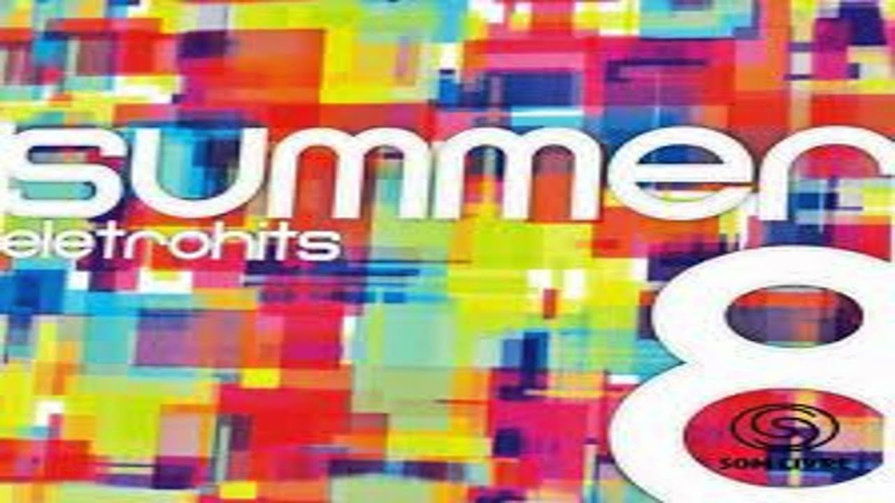 cd summer eletrohits vol 8