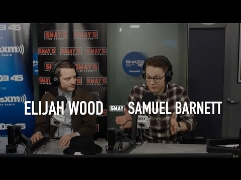 Elijah Wood and Samuel Barnett Interview on Sway in the Morn