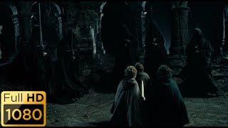 Насгулы ранят Фродо. Властелин колец: Братство кольца.