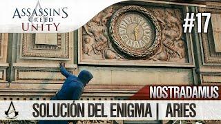 Assassin's Creed Unity | Guía en Español Walkthrough | Enigma Nostradamus | ARIES | Solución