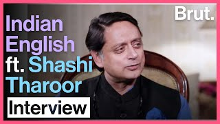 The Tharoor Guide To Indian English