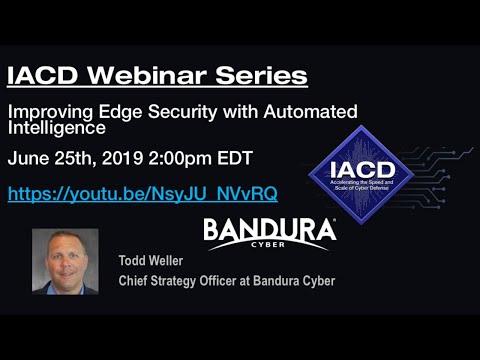 IACD Webinar With Bandura Cyber