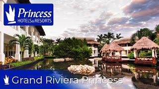 Luxury Hotel in Playa del Carmen - Grand Sunset & Grand Riviera Princess
