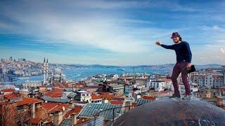 Тур в Стамбул - Поющие крыши Стамбула!