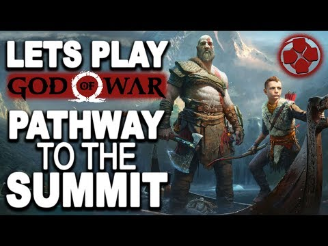 God of War 🔴 Let's Play Ep9. Pathway to the Summit | PS4 Pro Gameplay 1080p 60fps