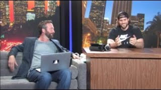 L.A. Beast VLOG #7 (Hosting L.A. BEAST LIVE with Special Guest Tom Green)