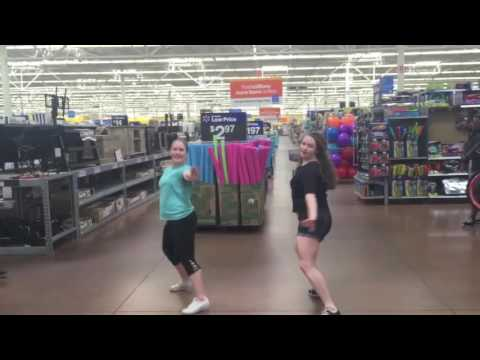 Flash Mob at Walmart?