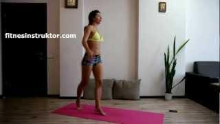 Разгряване преди физически упражнения - 7 минути