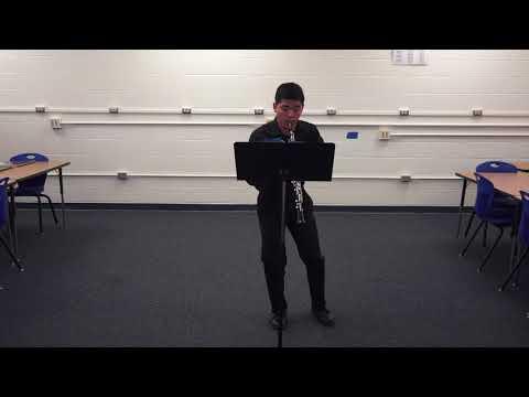 Ryan Hirokawa Scheherezade college audition