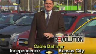 Wanna Chevy ? Think Cable Dahmer Happy Thanksgiving from Cable Dahmer Chevrolet