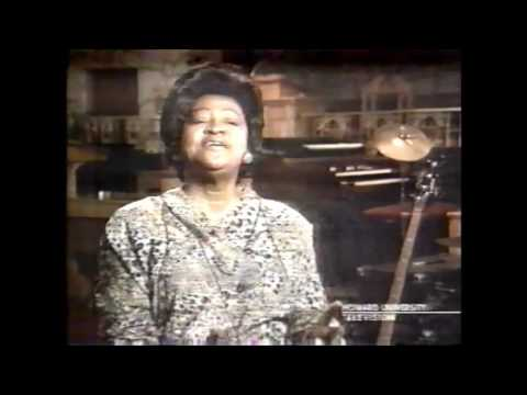 Dorothy Love Coates Live/Talks About How She Was inspired To Write,