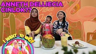 Anneth Delliecia Cinlok Saat Indonesian Idol Junior - I Want To Know (27/1)