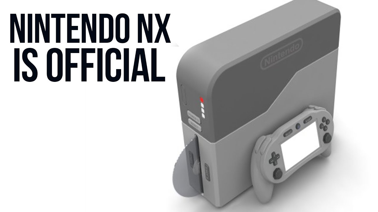 Nintendo Nx Release