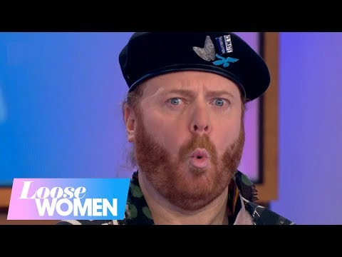 Keith Lemon Hints at the New Celebrity Juice Captain | Loose Women